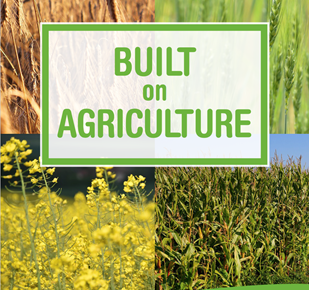 Built on Agriculture cover page
