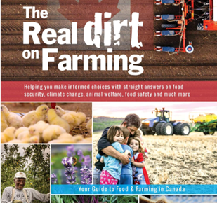 The Real Dirt on Farming Cover Photo