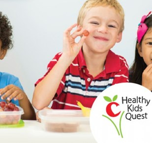 Healthy Kids Quest Cover Image